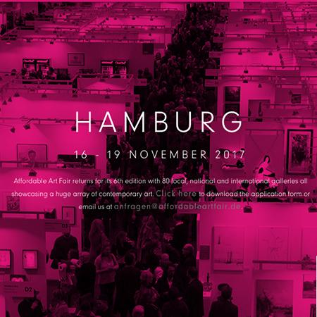 15 19 nov affordable art fair hamburg capital culture. Black Bedroom Furniture Sets. Home Design Ideas