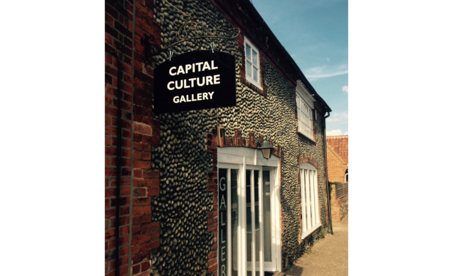 The gallery in Norfolk