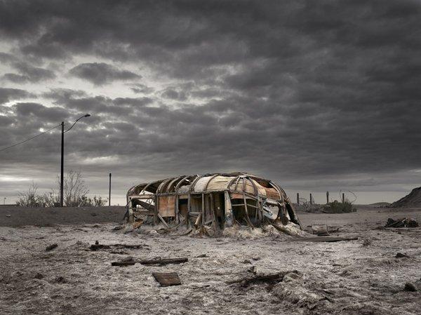 Abandoned landscapes