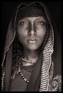 Oromo lady of Bati