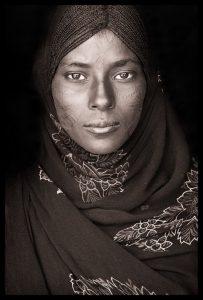 Afar woman of Assaita