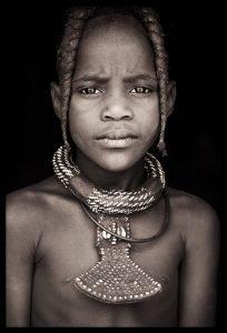 Himba child l