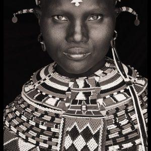 Samburu adornment