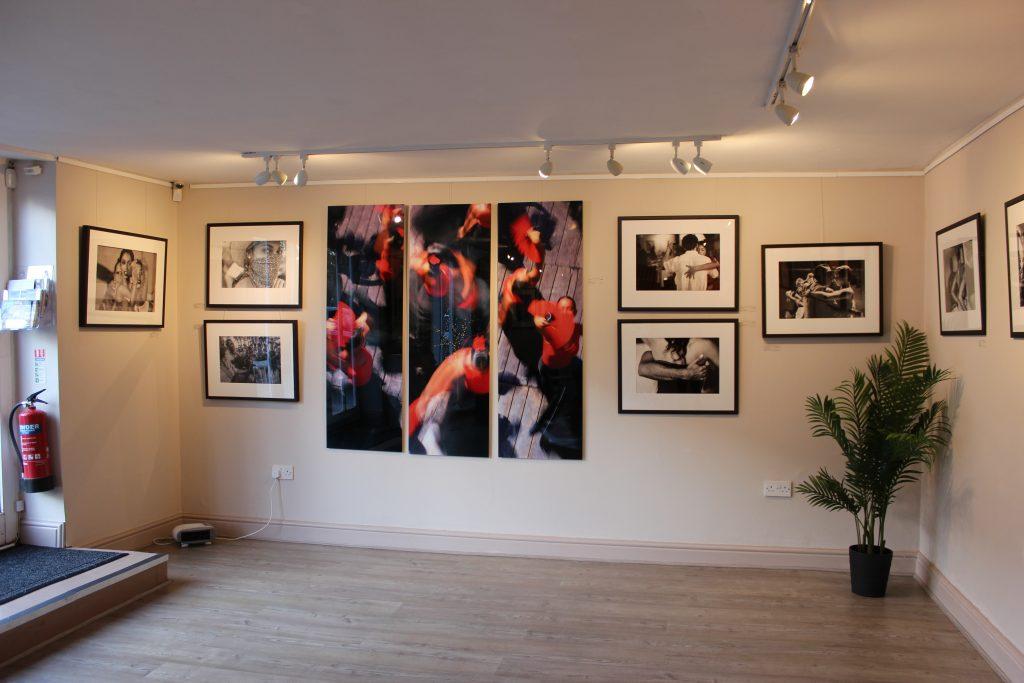 Latin Spirit Exhibition: James Sparshatt