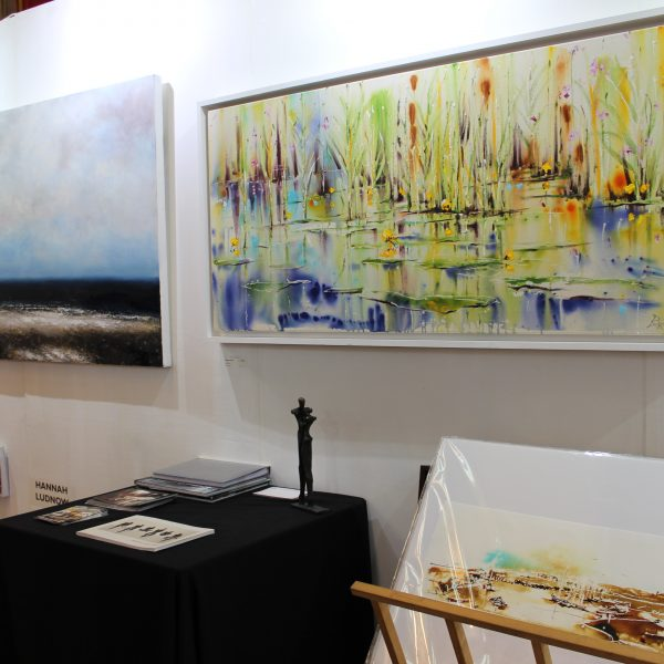 Capital Culture Gallery at Art Fair East 2017