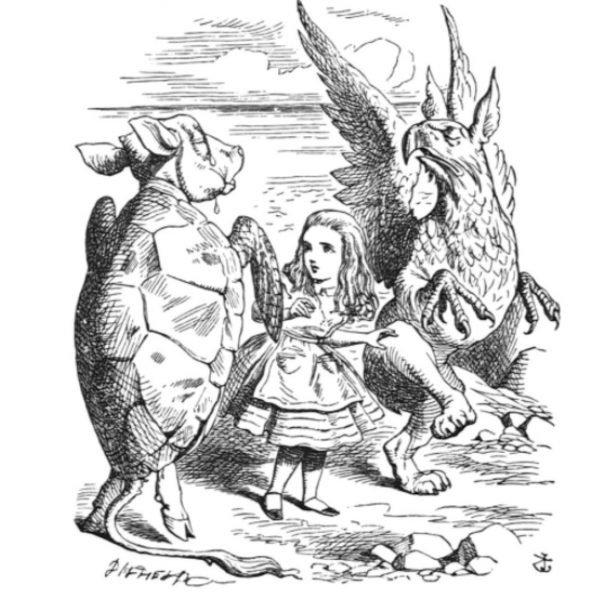 Alice in Wonderland, Norfolk