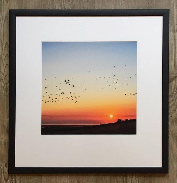 Dawn Patrol - Framed