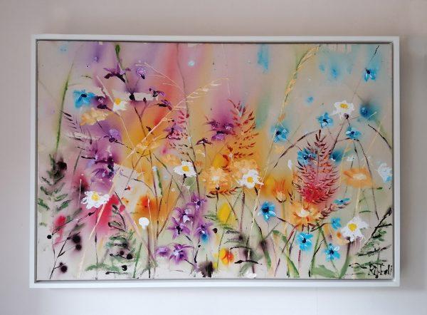Natures sweet serenity - Framed