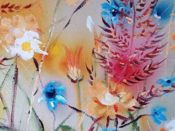 Natures sweet serenity - detail
