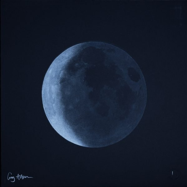 Waning Crescent Moon - The Old Moon